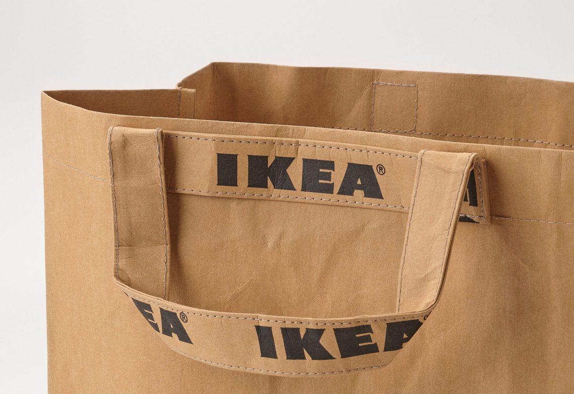 "Sac Markerad ""Sculpture"" de ma wishlist Ikea"