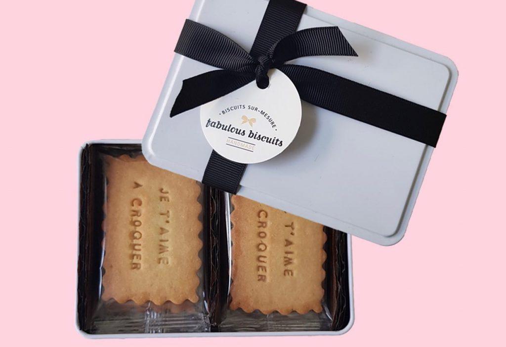 Fabulous biscuits personnalisés