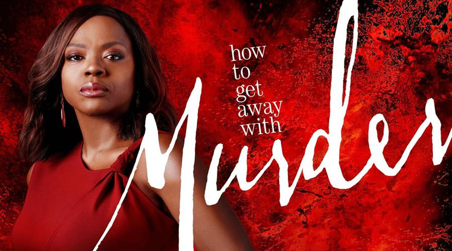 La série how to get away with murder sur Netflix