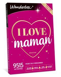 Wonderbox I love maman